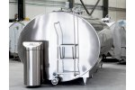Model MPP 1000-14000lt MPPO 10000-20000lt - Closed Type Milk Cooling Tanks MP Powertank