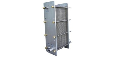 Model 200 – 1.000 lt - Plate Heat Exchanger System for Milk Cooling Tanks