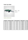Agrose - Trailer Type Gobley - Brochure