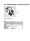 Agrose - Single Bucket Double Milking Kuru System Milking Machine - Brochure