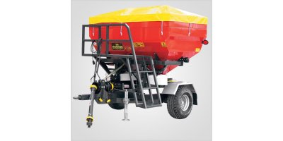 Agrose - Double Disc Hydraulic Fertilizer Spreader Machines