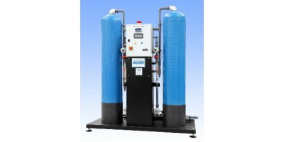ADEPT - Model Di-on-x - Automatic Water Deioniser