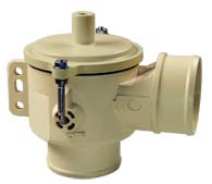 Model DN 40 - 2/2-way Direct Acting Drain Valve