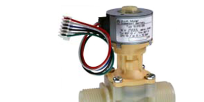 Model DN 10 - 2/2-way Servo-Direct Stepper Motor Controlled Valve