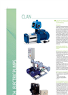 Model CLAN series - Automatic Pressure Systems Brochure