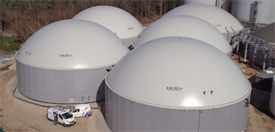 HoSt - Industrial Biogas Plants