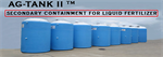 AG-TANK - Vertical Plastic Storage Tanks