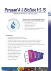 Peracetic Acid for Other Industries Brochure