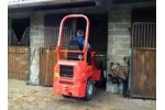 Model P126  - Compact Loader for Farm Practices