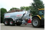 Two Axle Slurry Tanker
