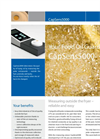 CapSens - Model 5000 - Food Oil Sensor- Brochure