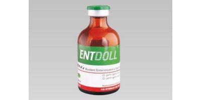 Entdoll - Livestock Vaccine - Bivalent Enterotoxemia Vaccine