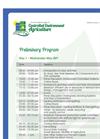 ICCEA 2015 Program Outline - Brochure