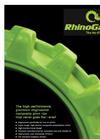No-flat Pivot Tyres - RhinoGator