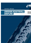 UniRam - Heavywall Dripline Brochure