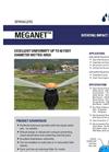 Netafim MegaNet - Rotating Impact Sprinklers Brochure