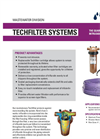 Netafim - Techfilter Systems - Brochure