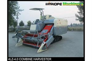 WISHOPE - Model 4LZ-4.0Z - Combine Harvester
