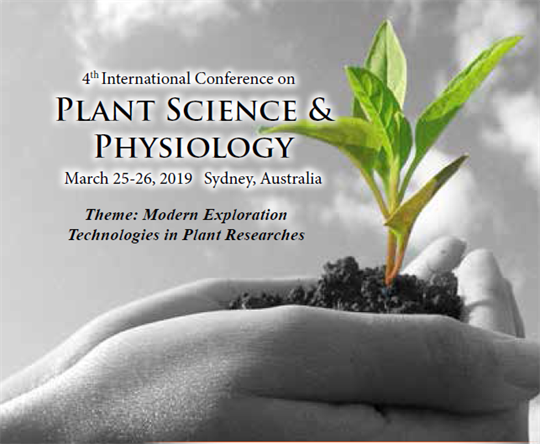 Plant Science & Physiology 2019