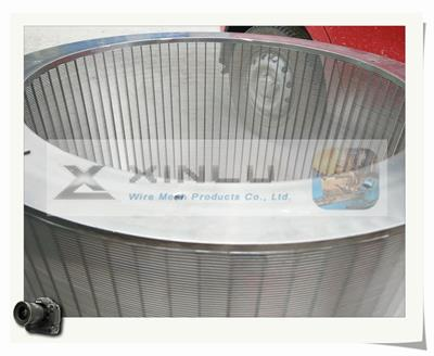Wedge Wire Screen Cylinder-1