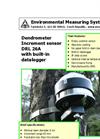 Model DRL 26A - Dendrometer Increment SensorBrochure