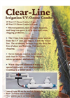 Clear-Line Irrigation UV Brochure