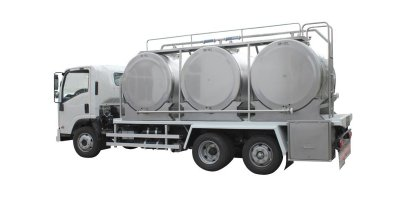 Peymak - Milk Transfer Tanks