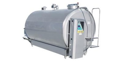 Peymak - Model 2000 LT - 4000 LT - PHS Horizontal Milk Cooling Tanks