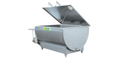 Peymak - PHS Half Round Milk Cooling Tanks