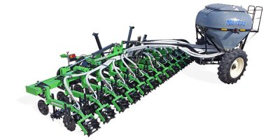 Super Duty - Model StripTill - Single Trip Tillage on Flat Ground