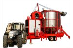 OZSU - Model TKM60 124-240 Tons/Per Day - Mobile Grain Dryer