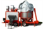 OZSU - Model TKM10 19-45 Tons/Per Day - Mobile Grain Dryer