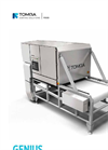 TOMRA Genius Food Sorting Machine - Brochure