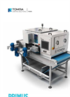 TOMRA Primus Sorting Machine - Brochure