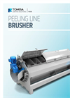 TOMRA Brusher Peeling Equipment - Brochure