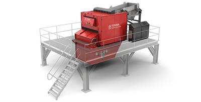 TOMRA - Model PRO - Primary Mining Sorting Machine