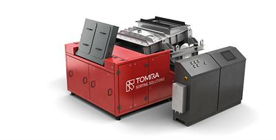 TOMRA - Model PRO - Tertiary Mining Sorting Machine