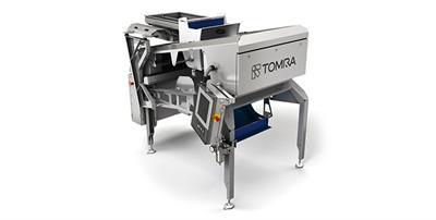 TOMRA - Model Blizzard - Food Sorting Machine