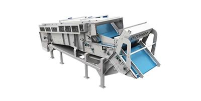 TOMRA - Model Cerberus - Tobacco Sorting Machine