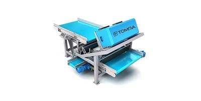 TOMRA - Model FPS - Field Potato Sorting Machine