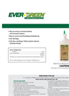 EverGreen - Botanical Insecticide- Brochure