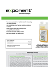 Exponent Insecticide Synergist- Brochure