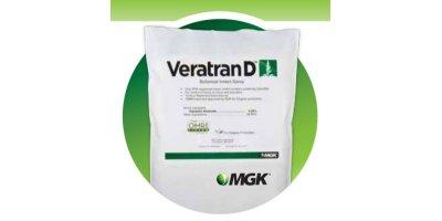 Veratran  - Model D - Sabadilla Alkaloids Insecticide