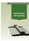 Horticultural LED Lighting Brochure
