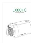 LX601C Tech Specification Brochure