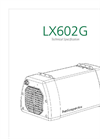 LX602G Tech Specification Brochure