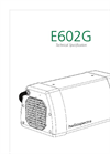 E602G Tech Specification Brochure
