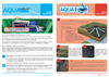 AquaBox Products Datasheet