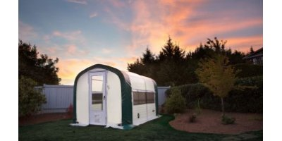WeatherPort - 8' x 13' Greenhouse Kit