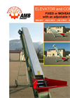 AMB Rousset - Elevator and Conveyor Datasheet